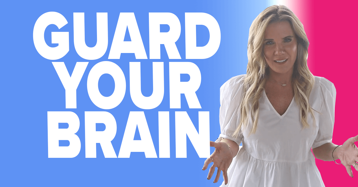 Guard Your Brain? !