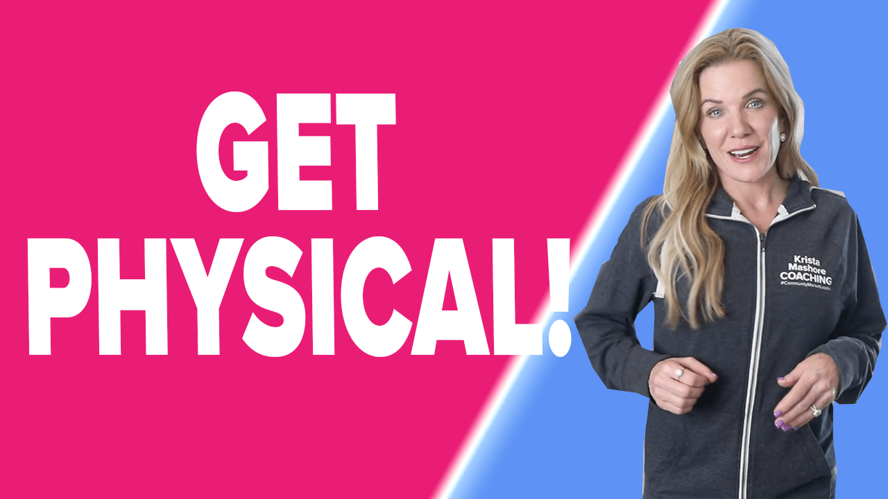 Get Physical - It's About the Mind and Body Connection
