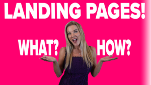 How Landing Pages Helped My Business