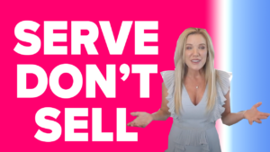 Serve Don't Sell - It's All About Engagement Marketing