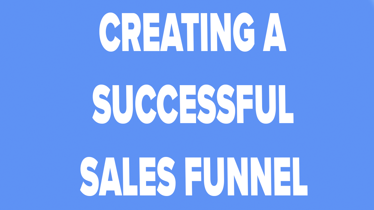 Q & A How to Make a Successful Sales Funnel