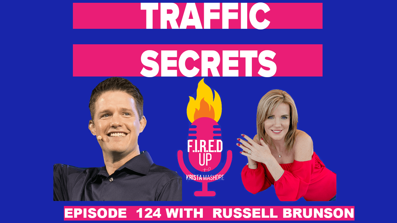 Traffic Secrets Interview With Russell Brunson