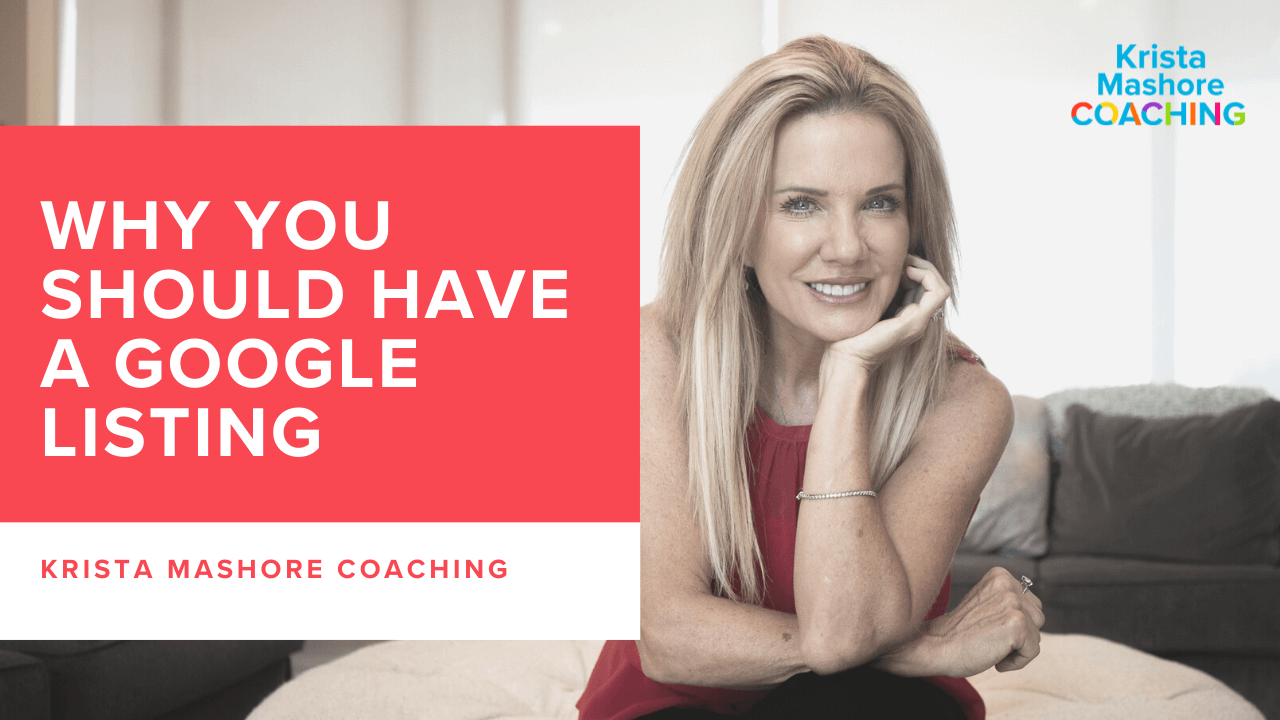 You Need Google Listing. Now!
