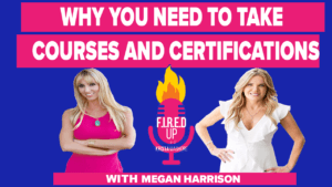 Why You Need To Take Courses With Meghan Harrison